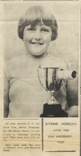 1968 EithneMorgan McCreadyCup