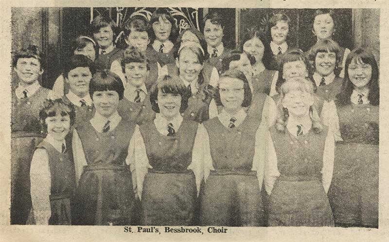 1968 StPauls Bbrook choir