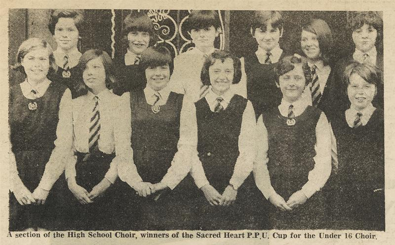 1968 nhs choir shscup