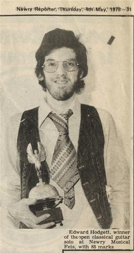 1978 EdwardHodgett guitar