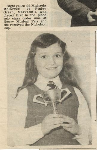 1978 Michaela markethill