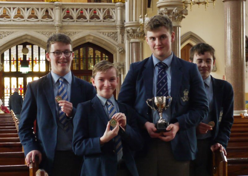 11th Annual Organ Competition