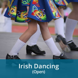 Irish Dance (Open)