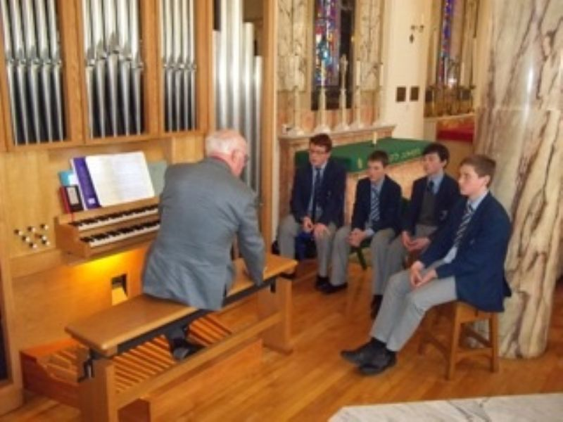 masterclass at st colmans in 2015