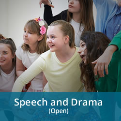 Speech and Drama (Open)